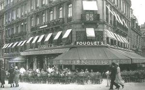 Hôtel Barrière Le Fouquet's Paris - 120 ans