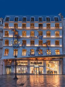 Dior Champs Elysées, Paris