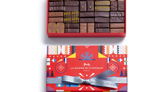 Coffret Cracker La Maison du Chocolat