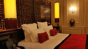 Buddha Bar Hotel - la chambre