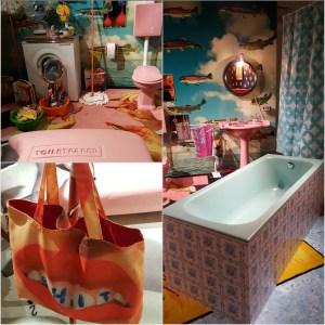 Galerie des Galeries ToiletPaper exhibition