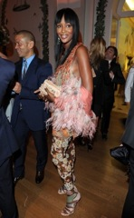Naomi Campbell at the Vanity Fair and Gucci Party Honoring Martin Scorsese during the 63rd Annual Cannes Film Festival at the Hotel Du Cap Eden Roc in Cannes, France. (Photo By Daniele Venturelli/WireImage for Gucci) on FASHIONDAILYMAG.COM