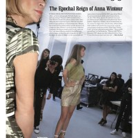 CATCHING UP: WWD celebrates 100 years of Fashion issue and auction