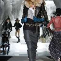 DSQUARED2 FALL 2011 girls get your grit on cold mountain