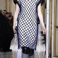 BALENCIAGA FW 2011 runway selection PARIS