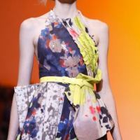 BRIGHTs splash at CACHAREL for spring