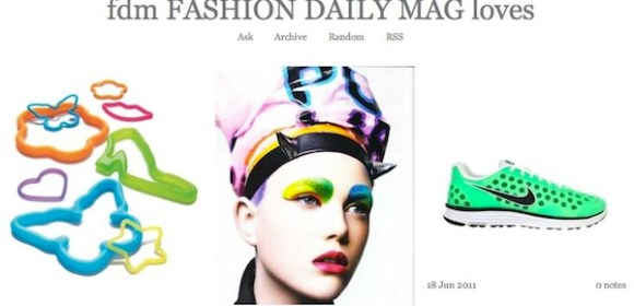 fdm FashionDailyMag LOVES neons for summer preview