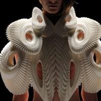 AVANT-GARDE couture:  IRIS VAN HERPEN