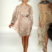NORMAN AMBROSE glimmers for spring 2012 | MBFW