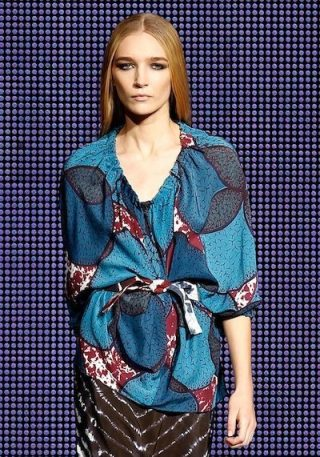 FASHION DAILY MAG SEL 3 ARISE AFRICA SPRING 2012 mbfw