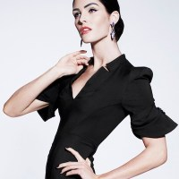 ZAC POSEN pre-fall 2012 FashionDailyMag selects