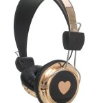 BING BANG x WESC bongo heart headphones fdmloves
