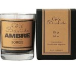 COTE BASTIDE ambre candle at MiN New York on FashionDailyMag