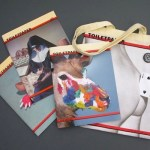 TOILET PAPER photo book + bag at ARTBOOK on FashionDailyMag