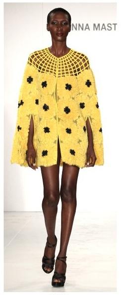 joanna mastroianni spring 2012 FashionDailyMag sel 1 brigitte segura