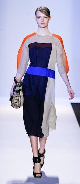 BCBG FALL 2012 NYFW FashionDailyMag sel 2 brigitte segura