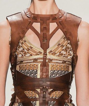 HERVE LEGER FALL 2012 FDM SELECTS NYFW ph 9 courtesy of VOGUE UK