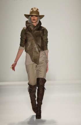 NICHOLAS K fall 2012 womens NYFW Fashiondailymag selects 9 brigitte segura ph randy brooke