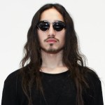 WILLY CARTIER model at ROCHAMBEAU AW 12 NYFW fashiondailymag sel