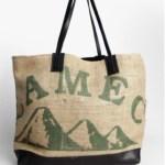 BROOKLYN INDUSTRIES java tote limited edition bag FashionDailyMag eco friendly