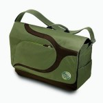 ECOSMART laptop bag eco-friendly in FashionDailyMag trend on earth day