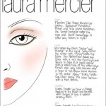 LAURA MERCIER BEAUTY FOR MARCHESA SPRING 2013 BRIDAL fashiondailymag