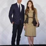 daneil henney and girls' generation jessica wearing burberry