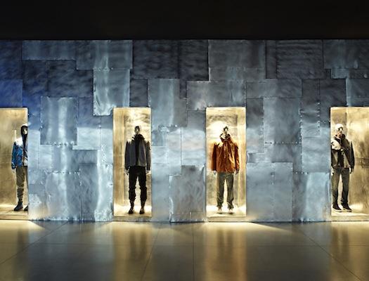 silver tank STONE ISLAND milan design week 2012 FashionDailyMag sel 33