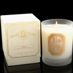 Baroness von Neumann Collection savon luxury candle on FDM LOVES mom guide