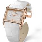 Girard-Perregaux vintage 1945 watch on FashionDailyMag