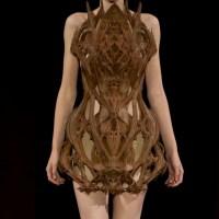 IRIS van HERPEN couture futuristic