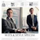 SUITS + STYLE sharp-dressed men