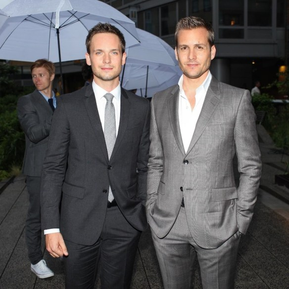 SUITS & STYLE Fashion Show and Cocktail Party by MR PORTER.COM and USA's Original Series SUITS
