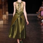 Basil Soda Fall 2012 Haute Couture fashiondailymag selects Look 3