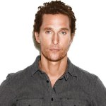 Matthew McConaughey NYLON GUYS portrait on FashionDailyMag