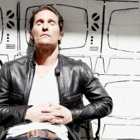Matthew McConaughey talks films with NYLON guys