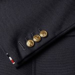 THOM BROWNE details blazer menswear