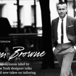 THOM BROWNE the interview MrPorter