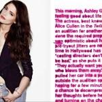 TWILIGHT's ASHLEY GREENE talks with nylon