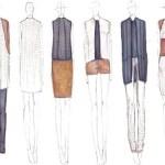 Academy of Art University Spring 2013 Mercedes-Benz Fashion Week NY Iglika Matthews fashiondailymag selects