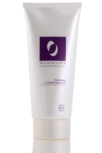 Osmotics Cosmeceuticals Calming Cleansing Milk fashiondailymag selects