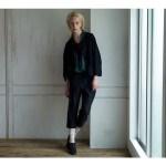 Pas de Calais aw 2012 fashiondailymag selects Look 6