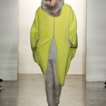 ZERO + MARIA CORNEJO fall 2012 neon | FashionDailyMag