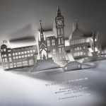Burberry Prorsum Womenswear Spring-Summer 2013 Show Invitation-1