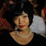 IrinaPantaeva at nicholas k ph randy brooke on FashionDailyMag