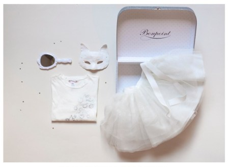 BONPOINT enchanted beauty suitcase for kids on FashionDailyMag