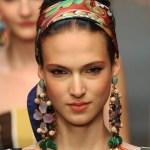 DOLCE GABBANA spring 2013 beauty redken FashionDailyMag sel 6