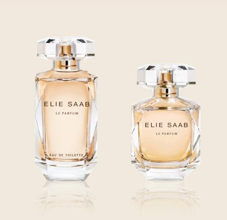 ELIE SAAB le parfum fragrance 3 on FashionDailyMag