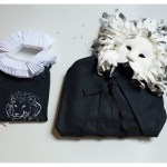 bonpoint magic set lion mask for kids on FashionDailyMag