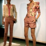 rachel roy spring 2013 pinks and purple textures